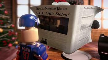 NHL Shop TV Spot, 'Holiday Gift Factory' - Thumbnail 1