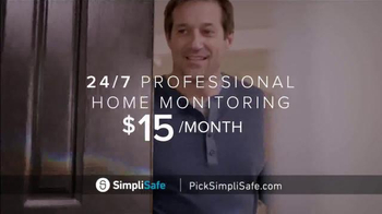SimpliSafe Holiday Package TV Spot, 'Highest Caliber' - Thumbnail 5