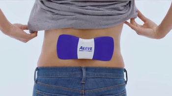 Aleve Direct Therapy TV Spot, 'Lower Back Pain Relief' - Thumbnail 3