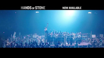 Hands of Stone Home Entertainment TV Spot