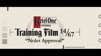 Ketel One TV Spot, 'It Has to Be Perfect: Nolet Approval' - Thumbnail 1