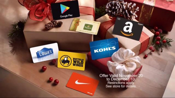 The Kroger Company TV Spot, 'Giftcards and Fuel Points' - Thumbnail 7