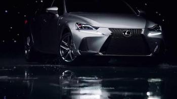 Lexus December to Remember Sales Event TV Spot, 'Be Outspoken' - Thumbnail 2