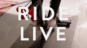 Peloton TV Spot, 'Ride Live' - Thumbnail 3