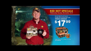 Bass Pro Shops 5 Day Sale TV Spot, 'Apparel and Coffee Mug' - Thumbnail 3