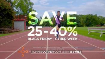 Tommie Copper Black Friday and Cyber Week TV Spot, 'Wearable Wellness' - 53 commercial airings