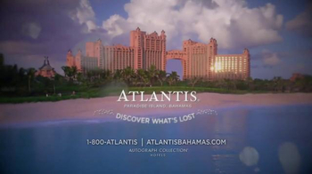 Atlantis TV Spot, 'Holidays: Expand Imaginations' - Thumbnail 6