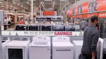 The Home Depot Black Friday Savings TV Spot, 'Husky Tool Set' - Thumbnail 4