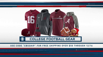 CBS Sports Shop TV Spot, 'Iron Bowl Football Gear' - Thumbnail 2