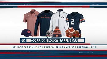 CBS Sports Shop TV Spot, 'Iron Bowl Football Gear' - Thumbnail 3