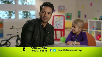 St. Jude Children's Research Hospital TV Spot, 'Los niños' [Spanish] - 181 commercial airings