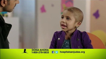 St. Jude Children's Research Hospital TV Spot, 'Los niños' [Spanish] - Thumbnail 8