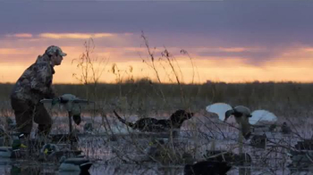 Kansas Outdoors TV Spot, 'Waterfowl Hunting' - 299 commercial airings
