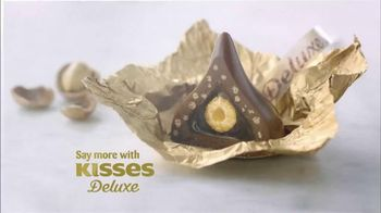 Hershey's Kisses Deluxe TV Spot, 'Say More' Song by Ellen Once Again - Thumbnail 9