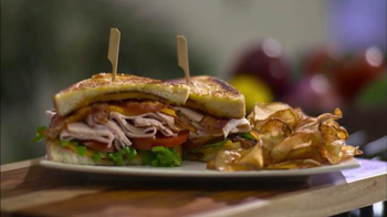 Gotham Steel Double Grill TV Spot, 'No Sticking' Featuring Graham Elliot - Thumbnail 6