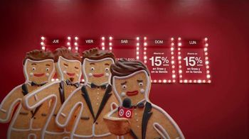 Target 10 Días de Ofertas TV Spot, 'Bandeja' [Spanish] - 28 commercial airings
