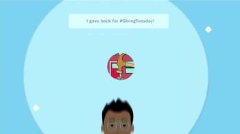Giving Tuesday TV Spot, 'Global Movement of Giving' - Thumbnail 6