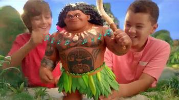 Disney Moana Mega Maui Figure TV Spot, 'Get Hooked' - Thumbnail 2
