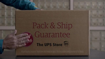 The UPS Store Pack & Ship TV Spot, 'The Gifts' - Thumbnail 7
