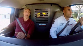 One Hour Air Conditioning & Heating TV Spot, 'Busy John' Feat. Mike Rowe