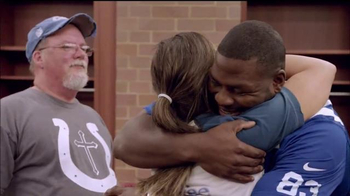 NFL TV Spot, 'Football Families: Thanksgiving Colts Game' Ft. Dwayne Allen - Thumbnail 7