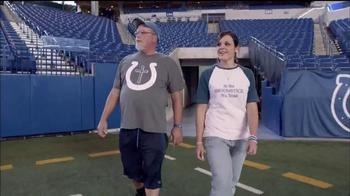 NFL TV Spot, 'Football Families: Thanksgiving Colts Game' Ft. Dwayne Allen - Thumbnail 9