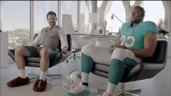 Xbox One S TV Spot, 'Aunt Sue: NFL Stunning Performance' Ft. Ndamukong Suh - 1 commercial airings