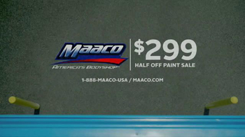 Maaco Half Off Paint Sale TV Spot, 'Deer' - Thumbnail 10