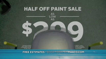Maaco Half Off Paint Sale TV Spot, 'Deer' - Thumbnail 9