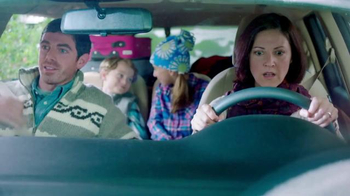 Meineke Car Care Centers TV Spot, 'Home for the Holidays'
