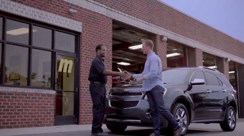 Meineke Car Care Centers TV Spot, 'Home for the Holidays' - Thumbnail 6
