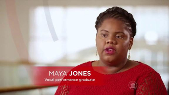 Southern Methodist University TV Spot, \'Miss Maya Jones\'