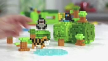 Qixels 3D Maker TV Spot, 'Level Up' - Thumbnail 1