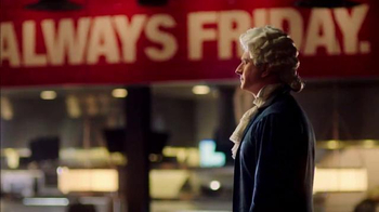 TGI Friday's Full-Rack Ribs TV Spot, 'Check' - Thumbnail 2