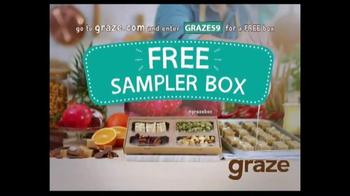 Graze TV Spot, 'Wholesome Ingredients' - Thumbnail 5