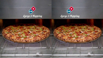 Domino's TV Spot, 'Identical Pizzas'