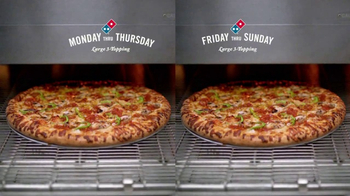 Domino's TV Spot, 'Identical Pizzas' - Thumbnail 2