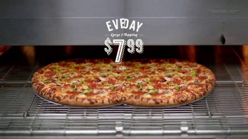 Domino's TV Spot, 'Identical Pizzas' - Thumbnail 4