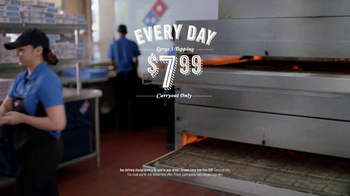 Domino's TV Spot, 'Identical Pizzas' - Thumbnail 7