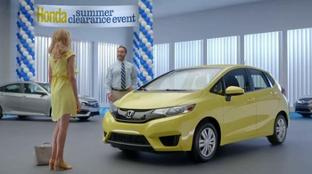 Honda Summer Clearance Event TV Spot, 'Float' - Thumbnail 8