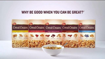 Great Grains TV Spot, 'Good Things Come Together' - Thumbnail 8