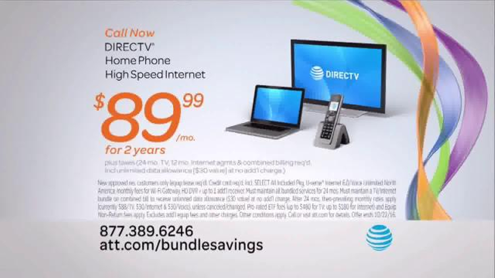 AT&T Bundle TV Commercial, 'Stays the Same' - Video