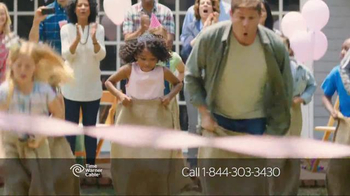 Time Warner Cable Internet TV Spot, 'Birthday Girl' - Thumbnail 4