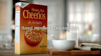 Honey Nut Cheerios TV Spot, 'Ready Made Goodness' - Thumbnail 10
