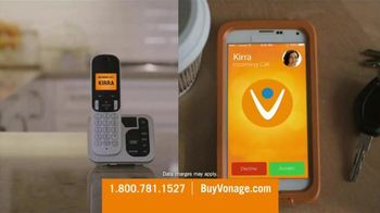 Vonage TV Spot, 'Customers' - Thumbnail 6