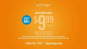 Vonage TV Spot, 'Customers' - Thumbnail 8