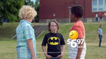 Walmart TV Spot, 'Back to School: I'm Batman' Song by Fitz and the Tantrums - Thumbnail 5