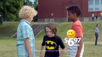 Walmart TV Spot, 'Back to School: I'm Batman' Song by Fitz and the Tantrums - Thumbnail 6