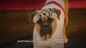 Five Star TV Spot, 'Cinco the Dog vs. Five Star Sewn Zipper Binders'