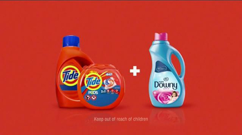 Tide and Downy TV Spot, 'Hide 'Em' - Thumbnail 9